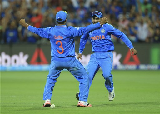 Cricket WCup India Pakistan