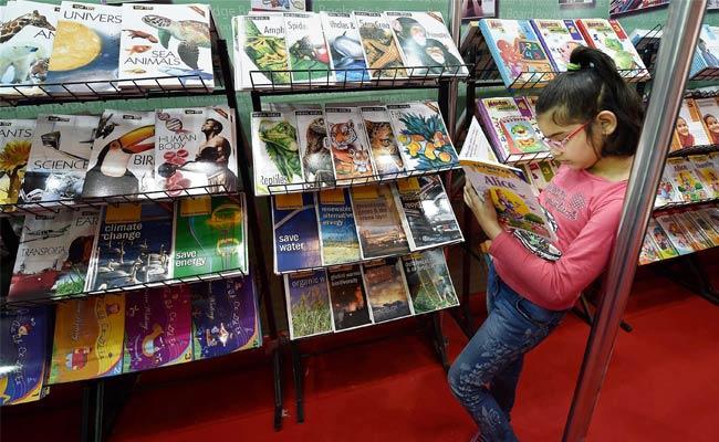 short essay on book fair