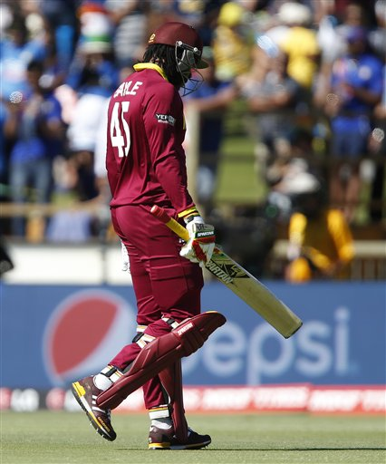Cricket WCup India West Indies