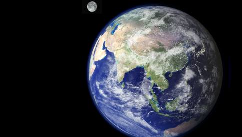 Earth-was-formed-by-millimeter-sized-stones-claims-study