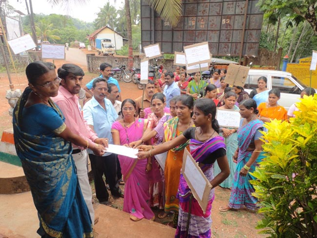 Hallihole_akrama Sarayi Protest