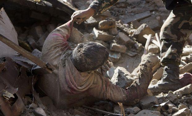 Nepal Earthquake_Kand