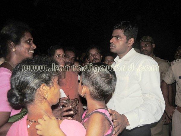 Udupi Sp_Visit_Gopadi Indhira house (12)