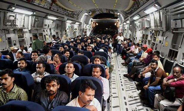 11 Indians Rescued by Pakistan From Yemen
