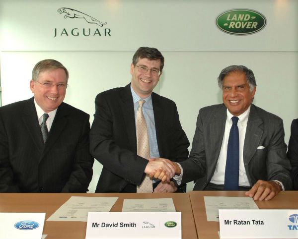 Delightful Ratan Tata Bought Jaguar To Take Revenge Of An Insult From Bill Ford.
