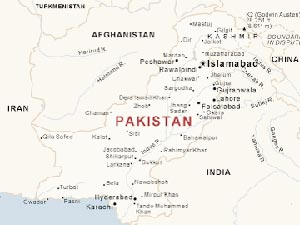 map_pakistan