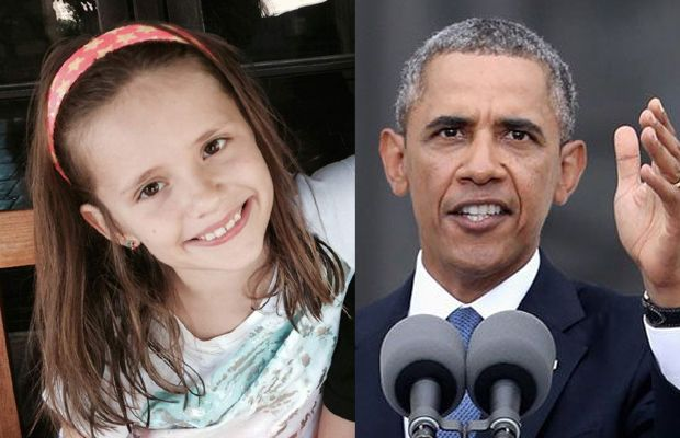 obama reply to 9 yr old girl
