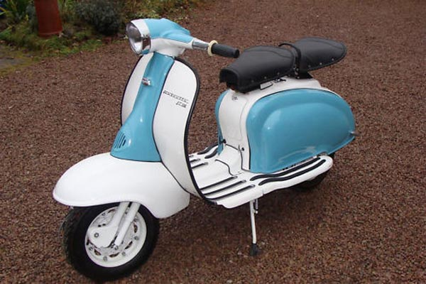 1970 lambretta