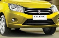 Maruti Suzuki launches Celerio ZXi in India