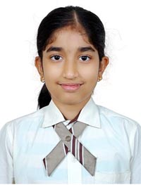 Photograph of Vidhi