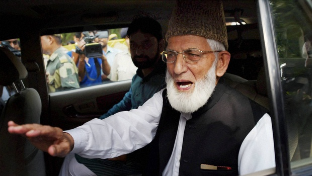 Syed Ali Shah Geelani_PTI