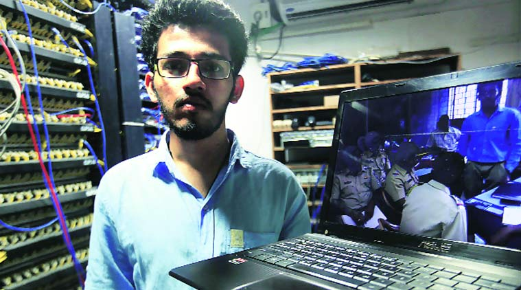 SELF TAUGHT 21 YEAR OLD ETHICAL HACKER IS HELPING MUMBAI POLICE SOLVE COMPLEX CASES.