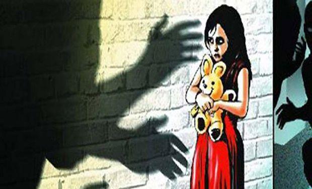 minor girl rape
