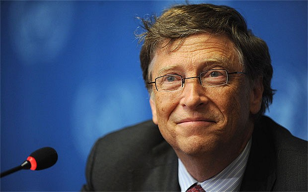 Bill Gates, College Dropout: Don't Be Like Me