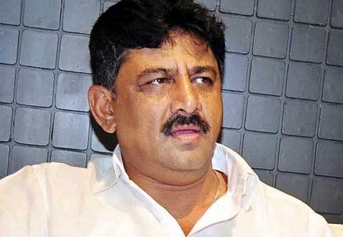 D.K.Shivakumar