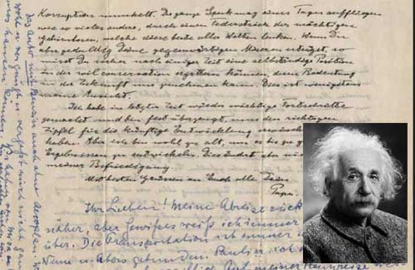 Einstein-s-Letters