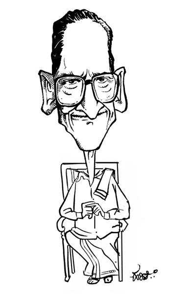 Pa Go cartoon by Harini