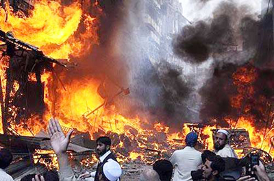 Peshwar-Bomb-Attack