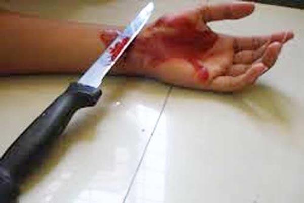 Suicide cut