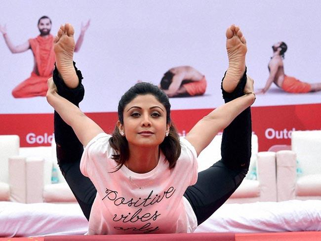 shilpa yoga