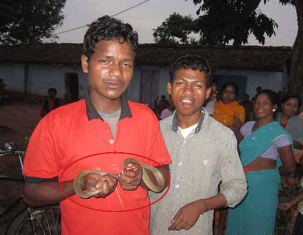 snake boy ranchi