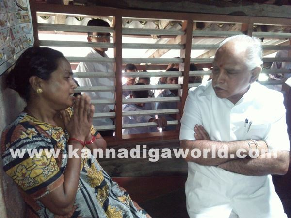yadiyurappa visit in akshatha houde-June 2_2015-002