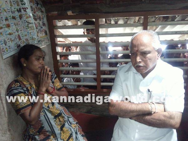 yadiyurappa visit in akshatha houde-June 2_2015-007