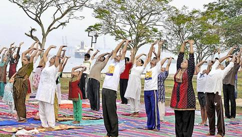 yoga-mass