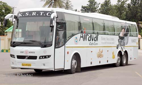 KSRTC_Volvo_Airavat_