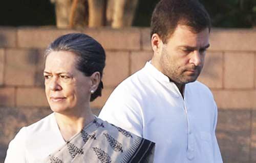 Rahul-an-soniya
