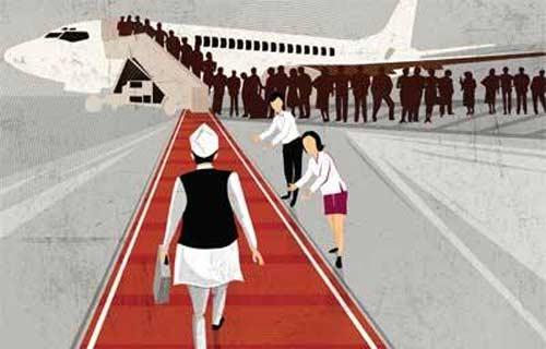 VIP-Culture-of-BJP