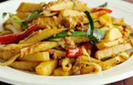 Two recipes of Bamboo shoot.