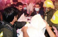 2 pilgrims injured in Makkah hotel fire