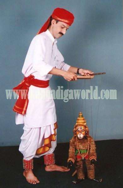 Puppet Troupe_Uppinakudru_Bhaskar kogga kamath (3)