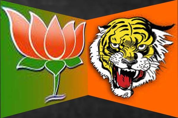 BJP-shiv sene