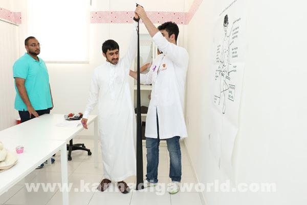 Gulf Medical University Marks World Polio Day _Nov 11_2015-005