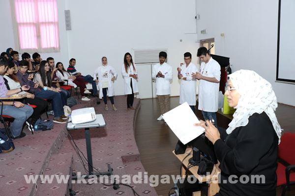 Gulf Medical University Marks World Polio Day _Nov 11_2015-008