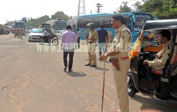 Kundapur BJP_Highway Bundh_Protest (1)
