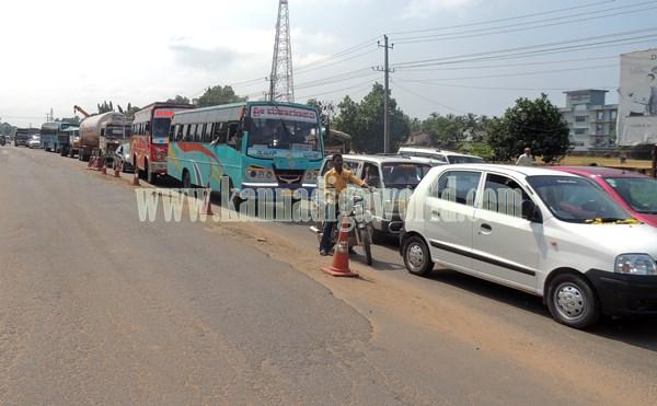 Kundapur BJP_Highway Bundh_Protest (9)