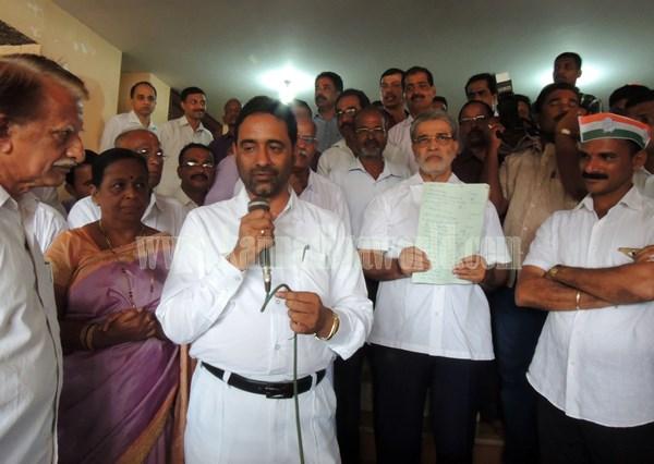 MLC_Haikadi Prathapchandra shetty_Election contest (10)