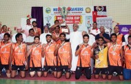 MUSCAT: MANGALORE SPIKERS CLINCH MOGAVEERA CUP 2015