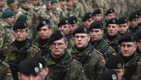 Germany-troop