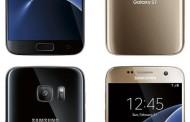 Samsung Galaxy S7 ಮಾದರಿಯ ಧ್ರಡೀಕರಿಸಿದ ಚಿತ್ರಗಳು