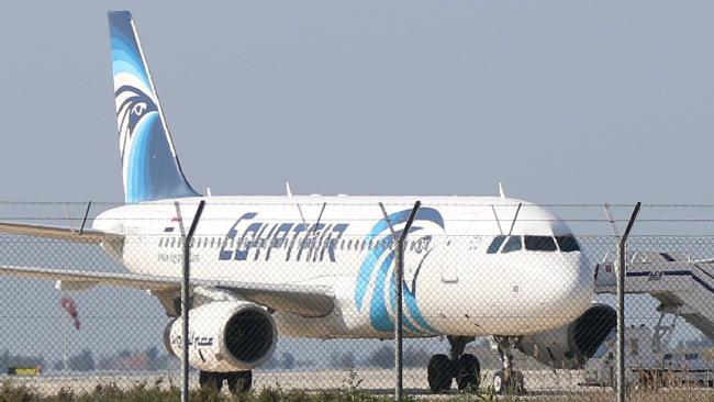 EgyptAir flight MS181 passenger plane hijacked