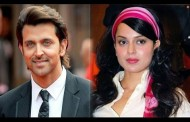Kangana Ranaut and Hrithik Roshan slapping legal notices against each other.