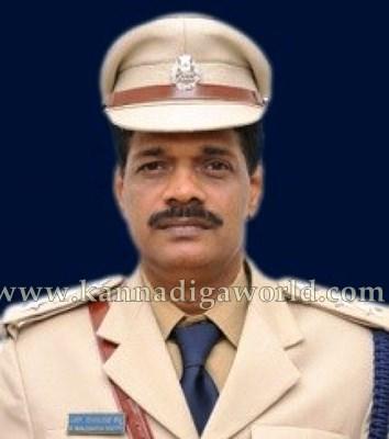 Kundapura DYSP- Manjunatha shetty