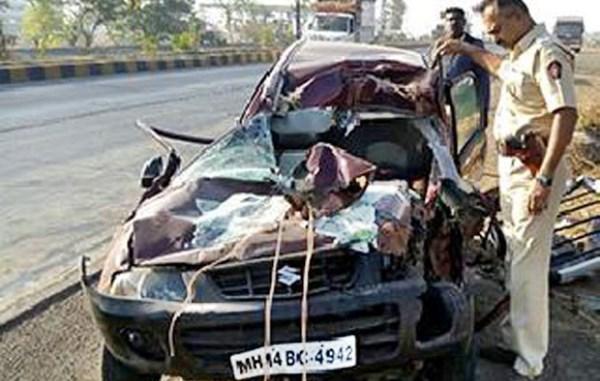 Pune_Car_Accident