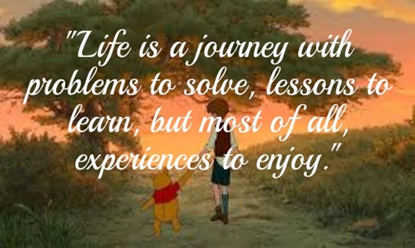 Learning Is A Journey Quotes, Quotations & Sayings 2018