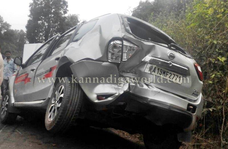 Hiriyadaka_Car accident_suresh bhat Death (3)