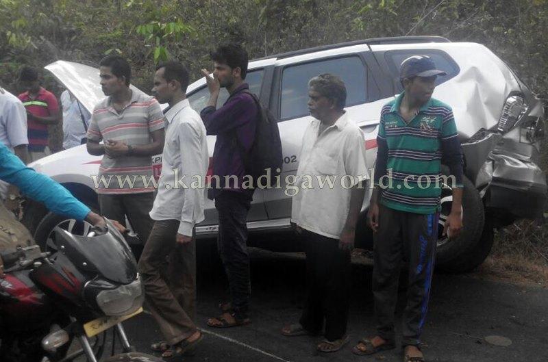 Hiriyadaka_Car accident_suresh bhat Death (7)